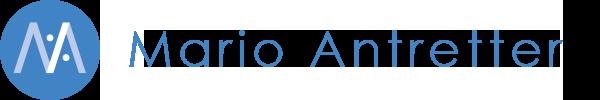 Mario Antretter, Vermögensberater Logo